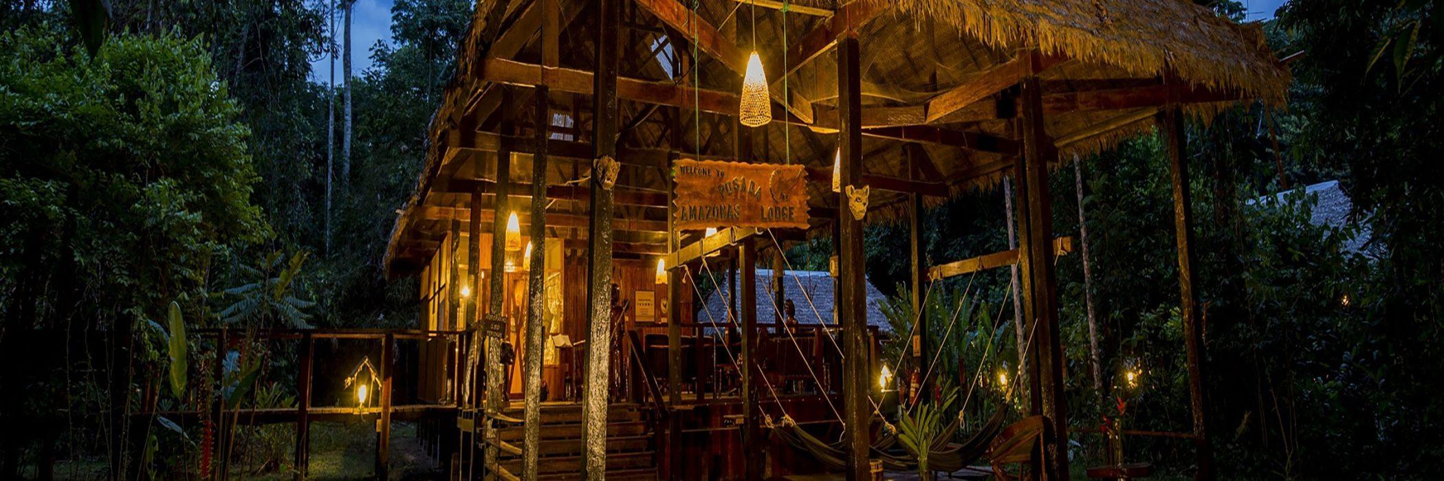 AMAZON BASIN PERU TOURS