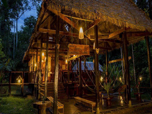 AMAZON BASIN 4D WITH POSADA AMAZONAS