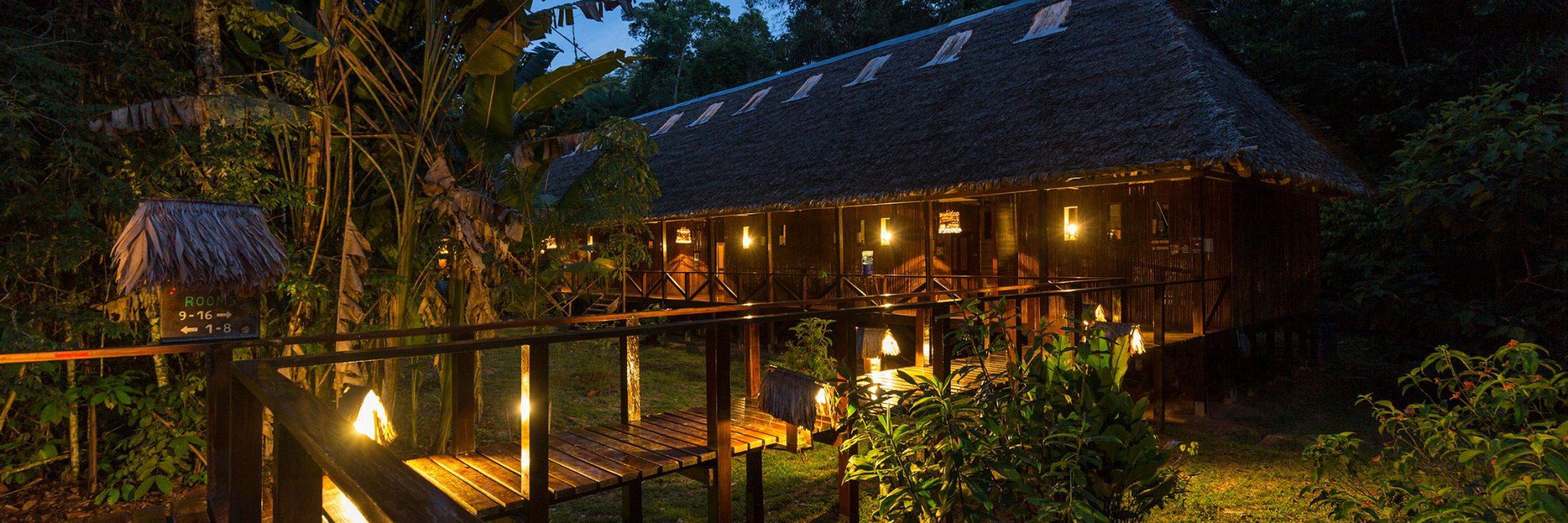 amazon rainforest and machu picchu tours