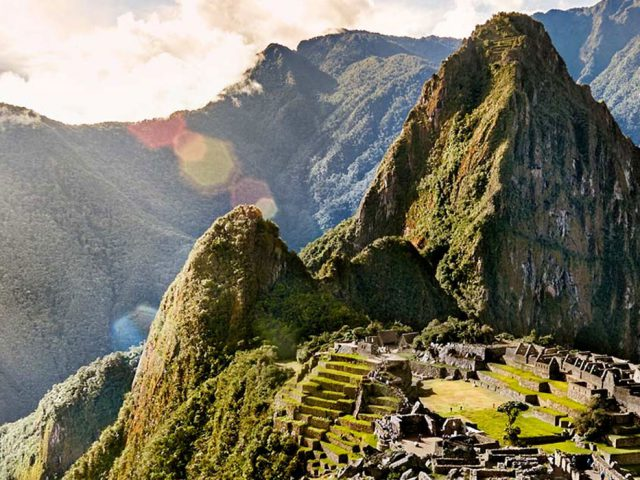 THE ANDES, INCA TRAIL & AMAZON BASIN 15 DAYS