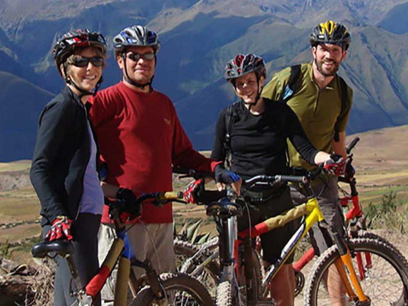 Tour Pisaq Bike