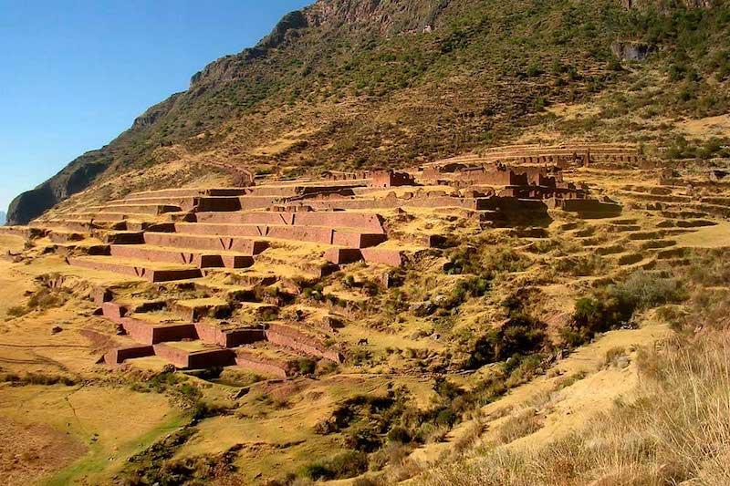 Huchuy Qosqo Trek 2 Days - Huchuy Qosqo Peru