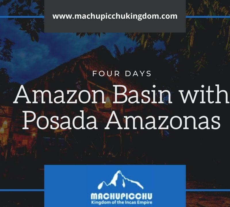 Tambopata Amazon Peru Tour (Posadas Amazonas)