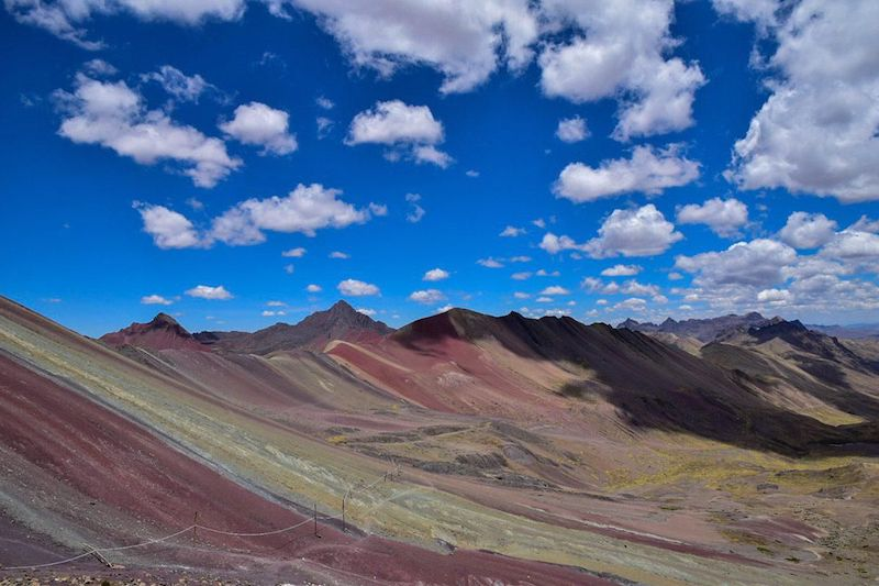 Rainbow Mountain Day Tour from Cusco
