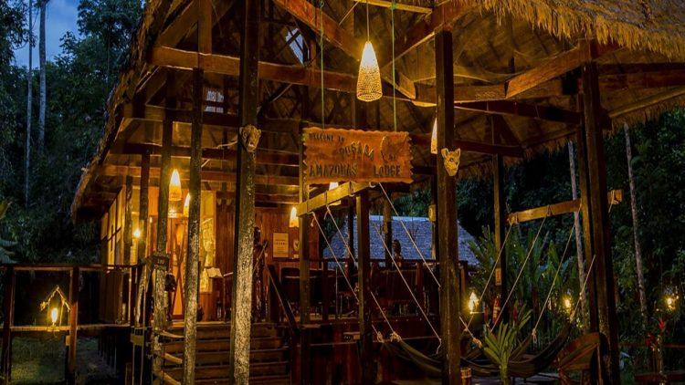 AMAZON BASIN PERU TOURS 4D WITH POSADA AMAZONAS